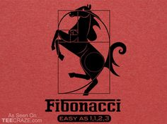 Fibonacci Easy as 1123 T-Shirt