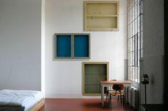 Ferienwohnungen / Appartements - Meisterzimmer - Pension in der Leipziger Baumwollspinnerei