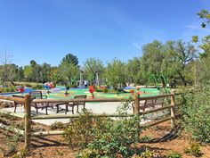 Pavion Park in Mission Viejo. Great park with lots of diverse and interactive play. Open fields, near a school and at trail head of Oso Creek Trail.