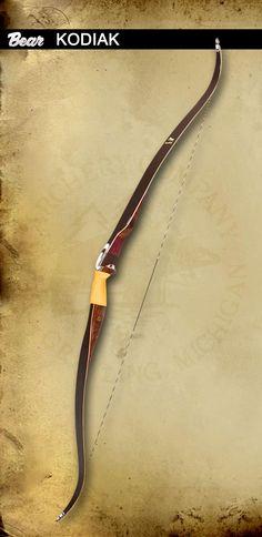 Bear Archery - Kodiak traditional bow