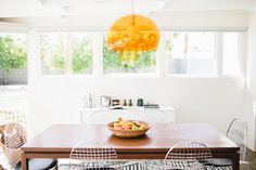 Home tour of the Sycamore House in Palm Springs, CA by Beijos Events