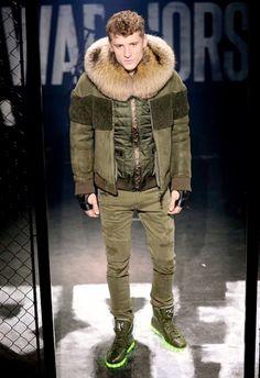 Philipp Plein • MMU FW 2015/2016 • Camera Nazionale della Moda Italiana Mens Fall, Fall Winter 2015, Canada Goose Jackets, Winter Jackets, Fashion, Italian Fashion, Winter Coats, Moda, Winter Vest Outfits