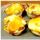 """Mom's Baked Egg Muffins"" - Okay, so they are not from my mom, but they are pretty good. A nice breakfast for overnight guests :)"