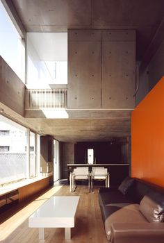 H-Orange is a minimalist house located in Tokyo, Japan, designed by Takuro Yamamoto Architects. H-ORANGE is an independent house featured by...