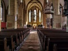 Martinikirche in Minden, Germany. My great-grandmother was baptized here. Places Around The World, Around The Worlds, North Rhine Westphalia, Kirchen, Places To Go, Europe, Martini, Castles, Bon Voyage
