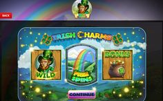 It's never too likely these days that one would come across great surprises while spinning reels. That holds true in this case, as well, and experienced slotters can hope to enjoy a smooth sailing across Irish Charms. https://www.megajackpot.com/games/irish-charms/?ref=pinterest