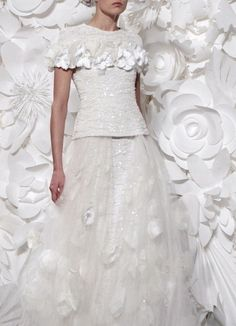 chanel haute couture spring/summer 2009