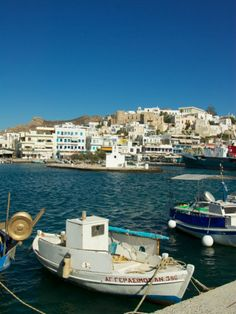 Naxos, Greece - The Motherland