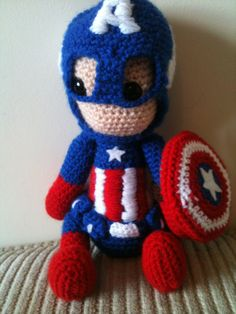 Captain America by Just-Add-Awesome. Inspiration