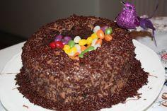 Osternest  Feel free to ask for translations!  #Muffin #Muffins #Schnittlauch #Schmand #Rezept #Rezepte #recipe #recipes #blog #backen #baking #bake #cooking #cook #tasty #salty #candy #sweet #Sweets #Dessert #flowers #Blumen #Fondant #topping #icing #cream #cupcake #cupcakes #cake #cakes #cakeporn #kuchen #Schoko #schokolade #chocolate #bird #nest #easter #spring #Ostern #osterkuchen #eggs #eastereggs