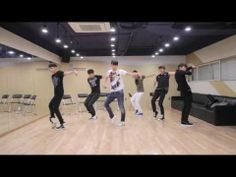 2PM- A.D.T.O.Y- Dance Practice- might be a tiny bit obsessed with this song and choreography....