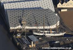One place i will never get bored of, Chatham Dockyard, I could Visit here again and again and again and . . .