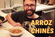 NEW VIDEO! Chinese Rice! The real challenge is to eat it all with the chopsticks /// NOVO VIDEO! Arroz chinês! O desafio de verdade é comer tudo com hashi. /// LINK IN BIO  #Instafood #food #recipe #recipeoftheday #recipes #receita #gourmet #diegourmet #channel #youtube #gastronomia #gastronomy #cozinha #kitchen #cooking #cozinhando #cook #chef #rice #chinese #asian #asianfood #arroz #chines #asiatica #vegetariano #vegetarian #vegan #vegano by diegourmettv http://ift.tt/1XCZBSx