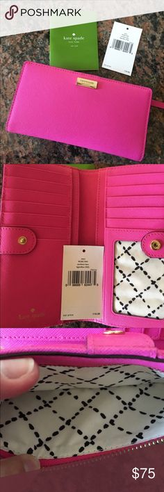 HOST PICK KATE SPADE + JEWELRY GIFT 🎁 Used, but In very good condition. kate spade Bags Wallets