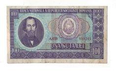 Romania Socialist 100 Lei 1966 Bancnote Circulated | eBay