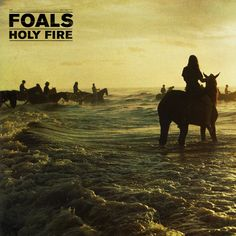 The album cover of Holy Fire, by Foals Indie gods of note. Best album of 2013 Music Covers, Album Covers, Musik Illustration, Psychedelic Experience, The Wombats, Pochette Album, Great Albums, Top Albums, Vinyls