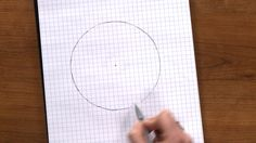 Learn how to make your own circle template in this sewing video!