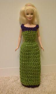 Danimom's corner, A barbie dress that's actually modest.