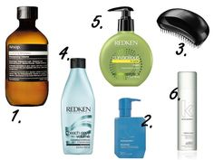 ZUEmagazine: Tips for curly hair aesop redken kevin murphy tangle teezer hair tips curly hair Hair Tips, Hair Hacks, Kevin Murphy, Aesop, Curly Hair Styles, Beauty Hacks, Personal Care, Bottle, Self Care