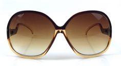 5ff070dbd 70's Vintage Retro Mujeres Gafas De Sol Tamaño Grande Enorme Grande  Gradiente | eBay Gafas Para