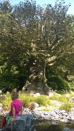 Efteling in Kaatsheuvel.