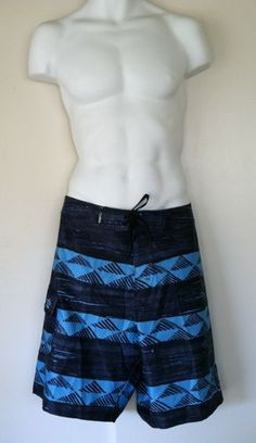 Da Hui Hawaiian board shorts