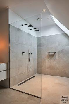 Simple Bathroom Designs, Modern Bathroom, Master Bathroom, Contemporary Baths, Bathroom Goals, Bathroom Toilets, Shower Remodel, Dream Bathrooms, Home Decor Kitchen