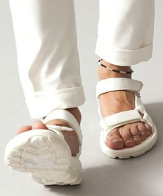 "The bespoke white masterpiece of [the] TEVA ""HURRICANE""!"
