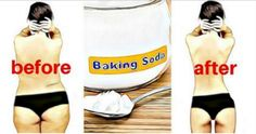 If you like to #Weight Loss Below you can found a few solutions made with baking soda which will help you slim down easily and quickly. Here Is How! Enjoy ;)