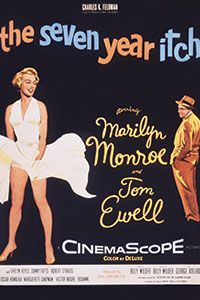 Cinemark Classic Series - The Seven Year Itch - 3.15.15 and 3.18.15 only