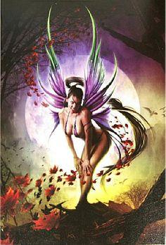 Fairy Wallpaper, Female Dragon, Elves And Fairies, Fairy Pictures, Metal Magazine, 3d Fantasy, Art Corner, Beautiful Fairies, Fantasy Illustration