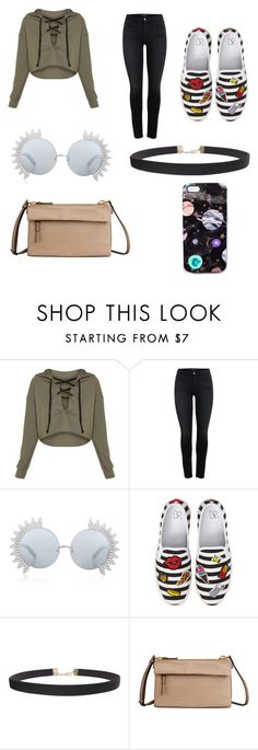 """Untitled #235"" by alexandriamcbride on Polyvore featuring Linda Farrow, BP., Humble Chic, Tumi and Nikki Strange"
