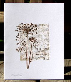 OLW60 Quick card by Biggan - Cards and Paper Crafts at Splitcoaststampers