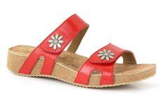 Josef Seibel Tonga 04 78501 Ladies Open Toe Mule Sandal - Robin Elt Shoes  http://www.robineltshoes.co.uk/store/search/brand/Josef-Seibel-Ladies/ #Spring #Summer #SS14 #2014 #Sandals