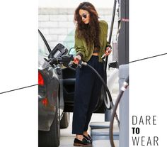 Vanessa Hudgens Makes a Strong Case for Anklets | E! News