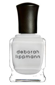 Deborah Lippmann Nail Color in Misty Morning