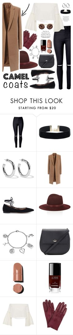 """Untitled #216"" by gina-cremont ❤ liked on Polyvore featuring Sophie Buhai, Gianvito Rossi, Janessa Leone, Love This Life, Kate Spade, Chanel, Magdalena, Rosetta Getty, John Lewis and Illesteva"