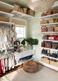 Spare Room Closet, Spare Bedroom Closets, Dressing Room Closet, Bed In Closet, Dream Closets, Tiny Bedrooms, Spare Room Dressing Room Ideas, Closet Rooms, Diy Walk In Closet