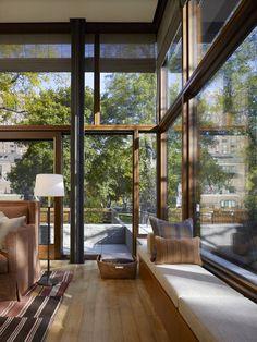 Резиденция Lake Shore Drive от студии Wheeler Kearns Architects