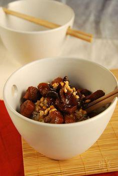 Porc au caramel... recette simple et alliant sucré salé avec brio ♥