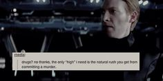 Oh, General Hux