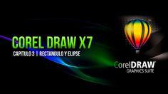 COREL DRAW X7 BASICO │CAPITULO 3 - Herramienta Rectángulo y Elipse