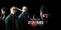Ninja Zombies!! grrrrrrrrr (that's a ninja zombie growl)