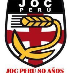 JOC Peru 80 years Cavaliers Logo, Peru, Over The Years, Team Logo, Logos, Turkey, Logo, Legos