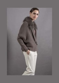 Peserico Collection - Fall/Winter 2015-2016 Brunello Cucinelli, Weekend Style, Fall Trends, Street Style Looks, Winter Looks, Casual Chic, Autumn Winter Fashion, Dress To Impress, Couture