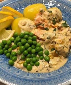 Healthy Breakfast Recipes, Raw Food Recipes, Fish Recipes, Seafood Recipes, Dinner Recipes, Cooking Recipes, Healthy Recipes, I Love Food, A Food