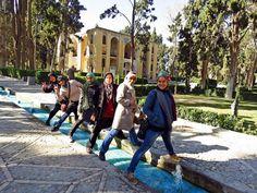 Fin Garden, Kashan, Irã