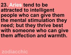 ... because this is something my Libra man can give me... intelligence AND affection and warmth... can't beat that combination :-D