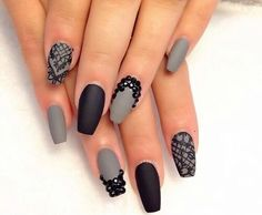 Nail design on We Heart It