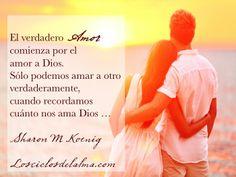 el amor, cita , Sharon M Koenig